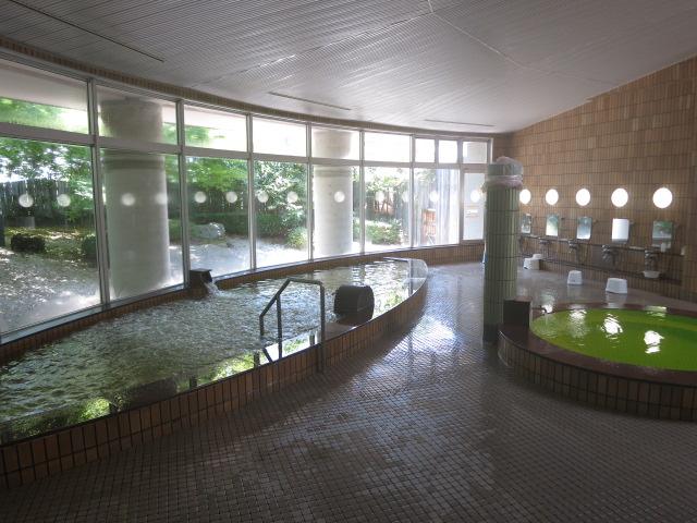 射水市大門コミュニティセントー 風呂