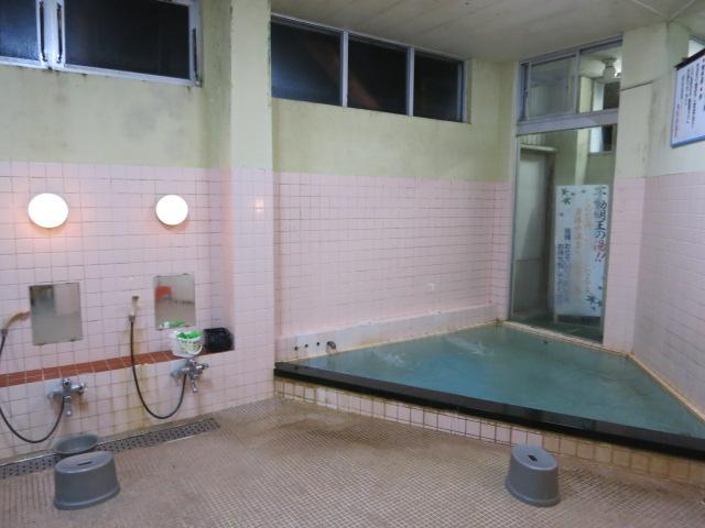 矢形舟温泉 風呂
