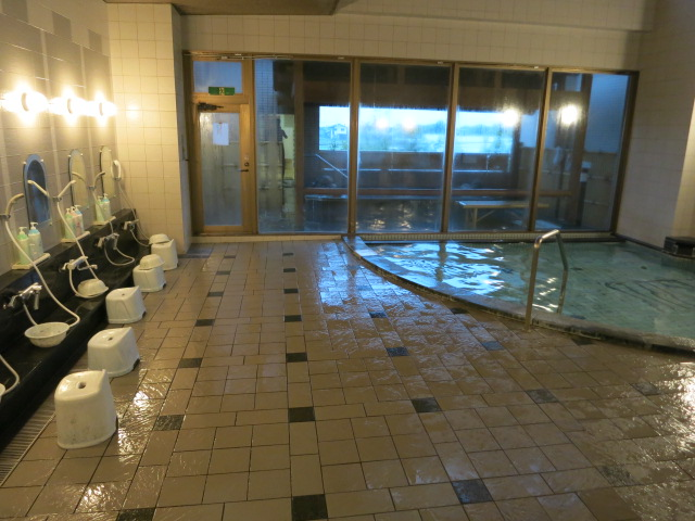 おやべクロスランドホテル 風呂