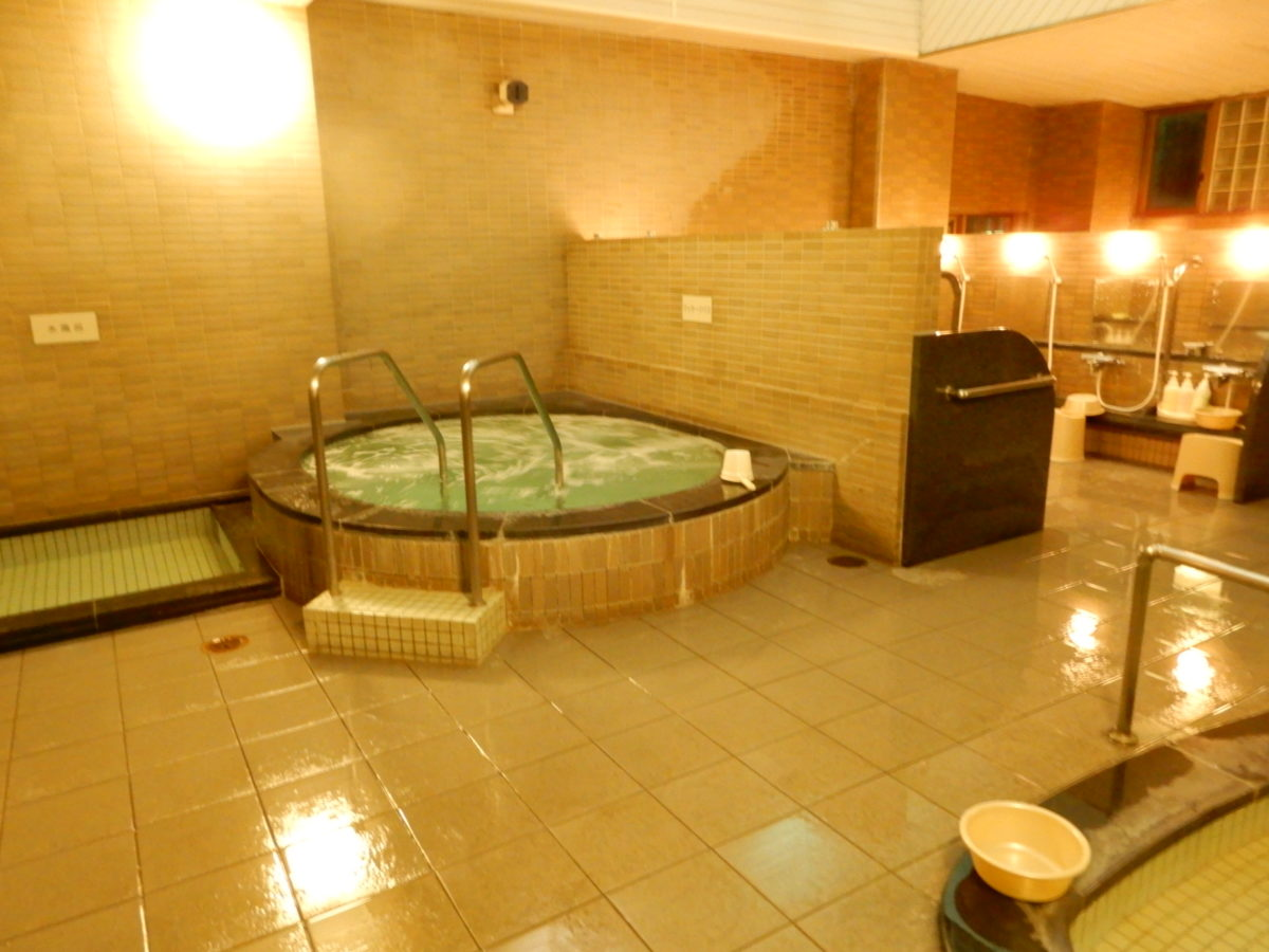 おやべ温泉 タワーの湯 風呂